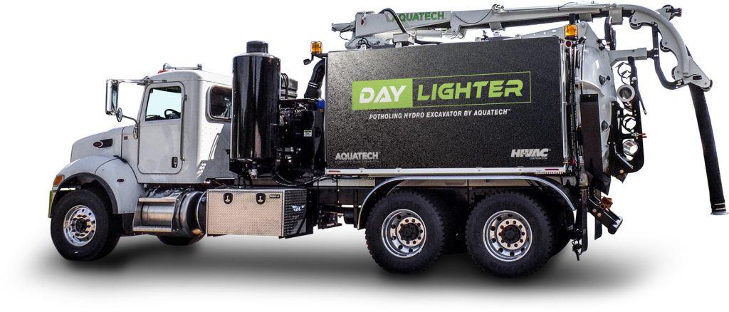Daylighter Potholing Hydro Excavator